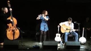 Louis Bingham, Freya Rae and Joel Sanderson